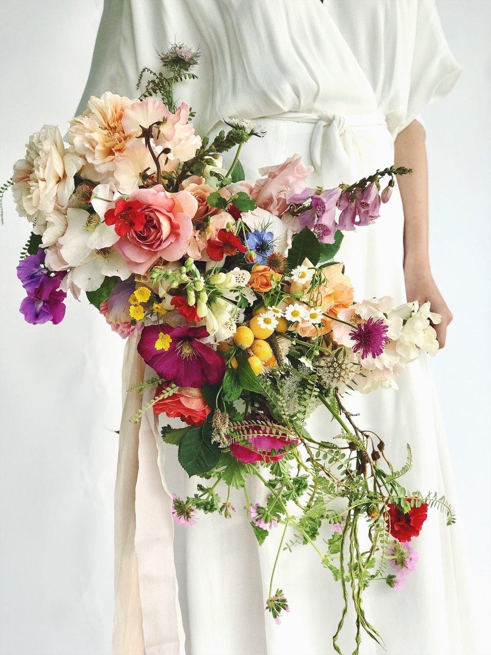 Oh Flora Studio | Rainbow Bouquet.jpg