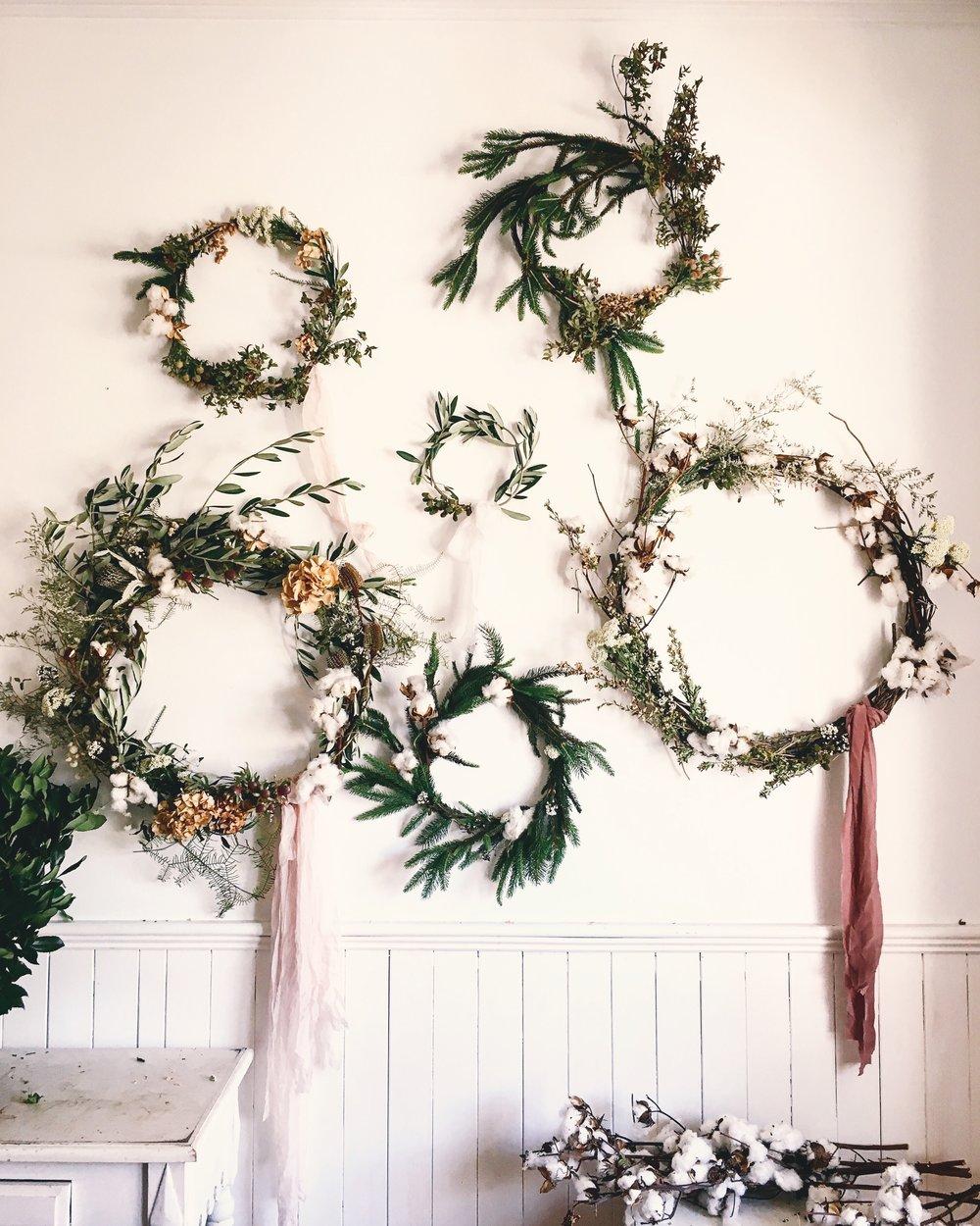 OhFlora Wreath Workshop .JPG