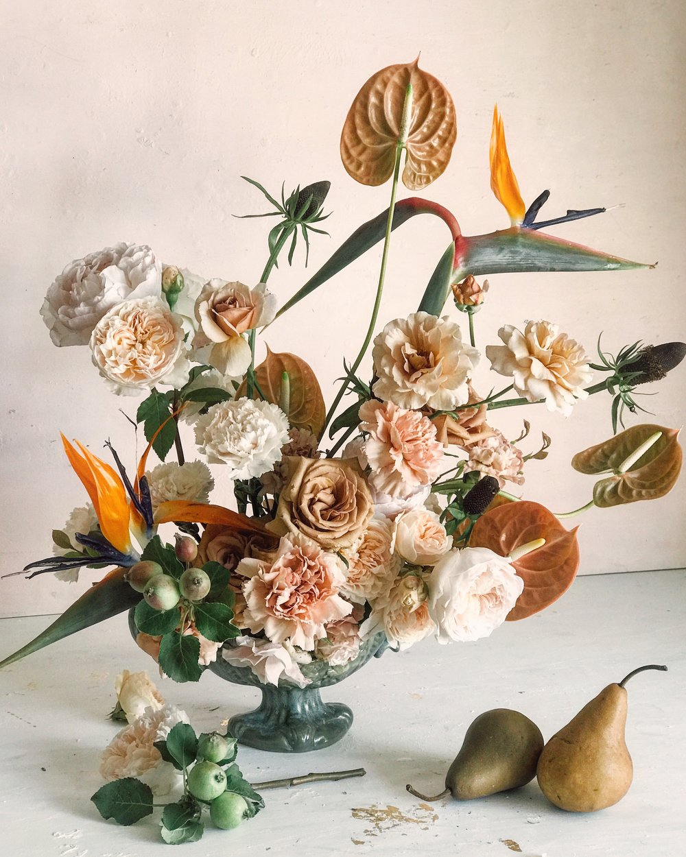 floral art by Oh Flora Studio, floral and event designer .JPG