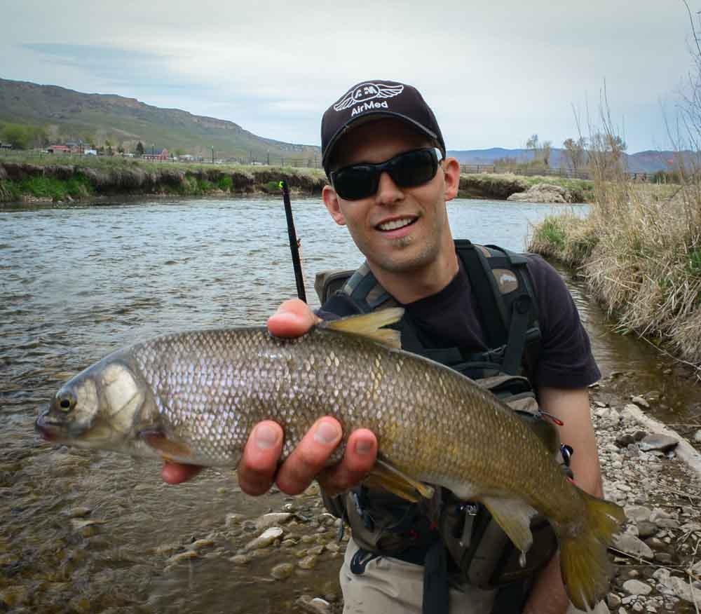 Weber river the white house for Weber river fishing report