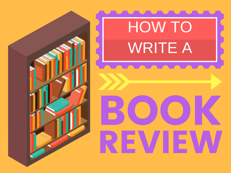 how to write a short book review