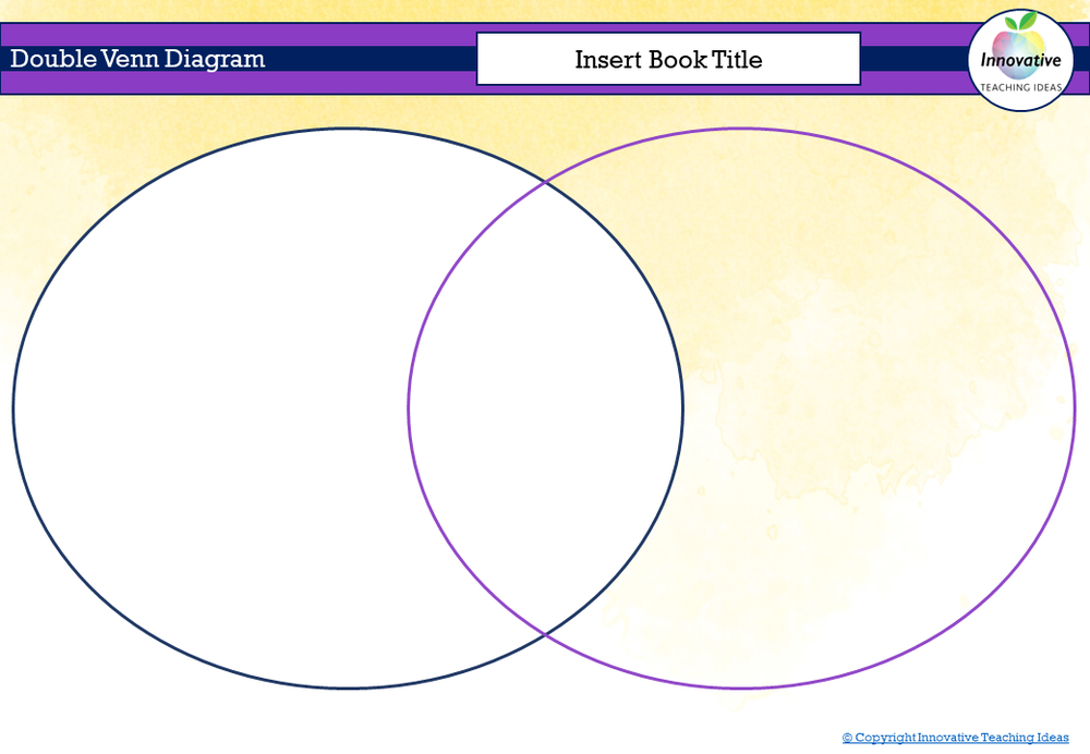 Story Comparison Tool Graphic Organizer