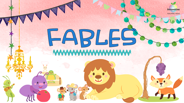 A List Of Fables And Their Morals 5 innovative ways to teach fables to students — literacy ideas