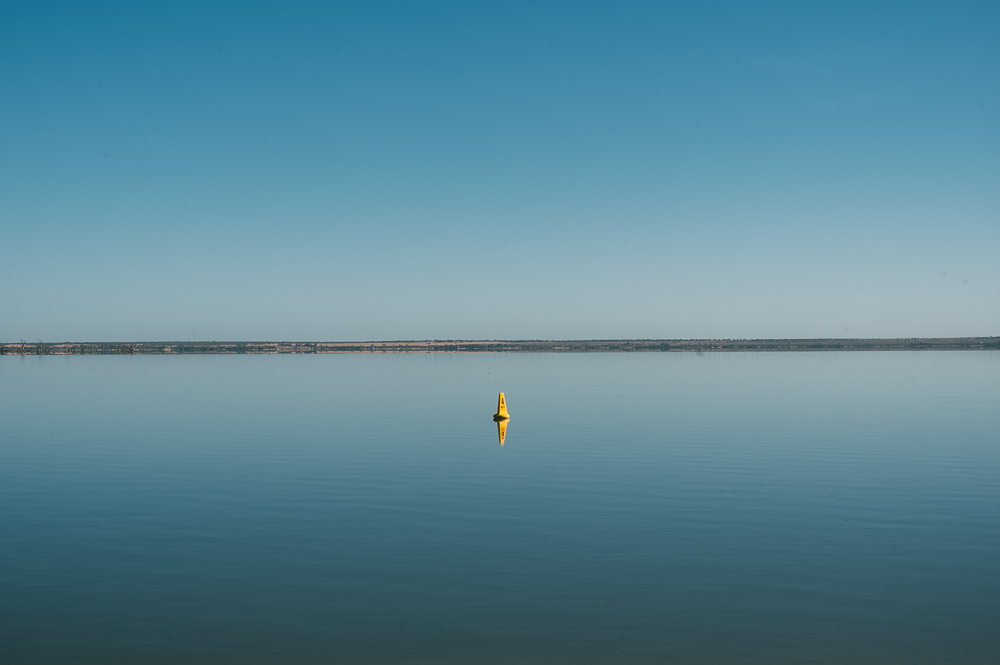 Lake Bonny, Barmera South Australia. April 2015