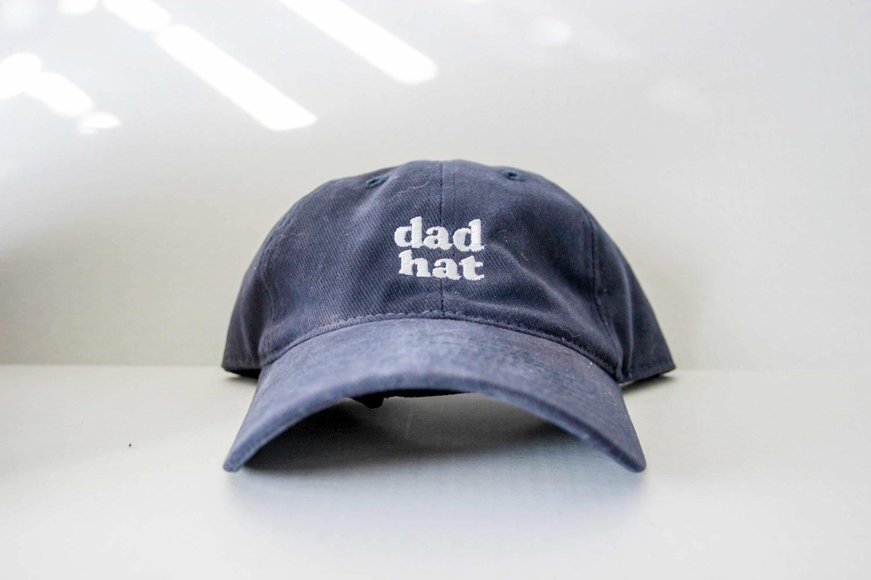 Dad Hat Dad Hat — GRAVITY LA a48e4d6804e