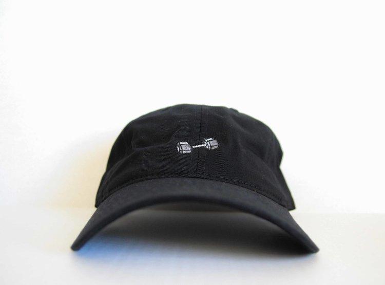 93fe33ba32 Dumbbell Dad Hat — GRAVITY LA