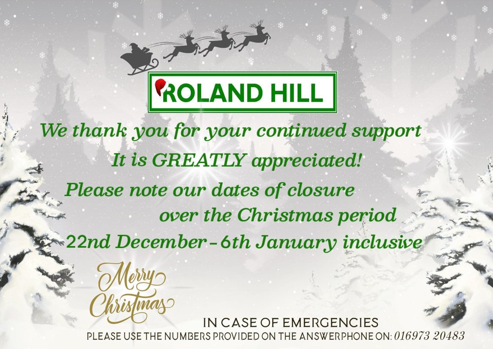 Merry Xmas from all at Roland Hills 2018.jpg