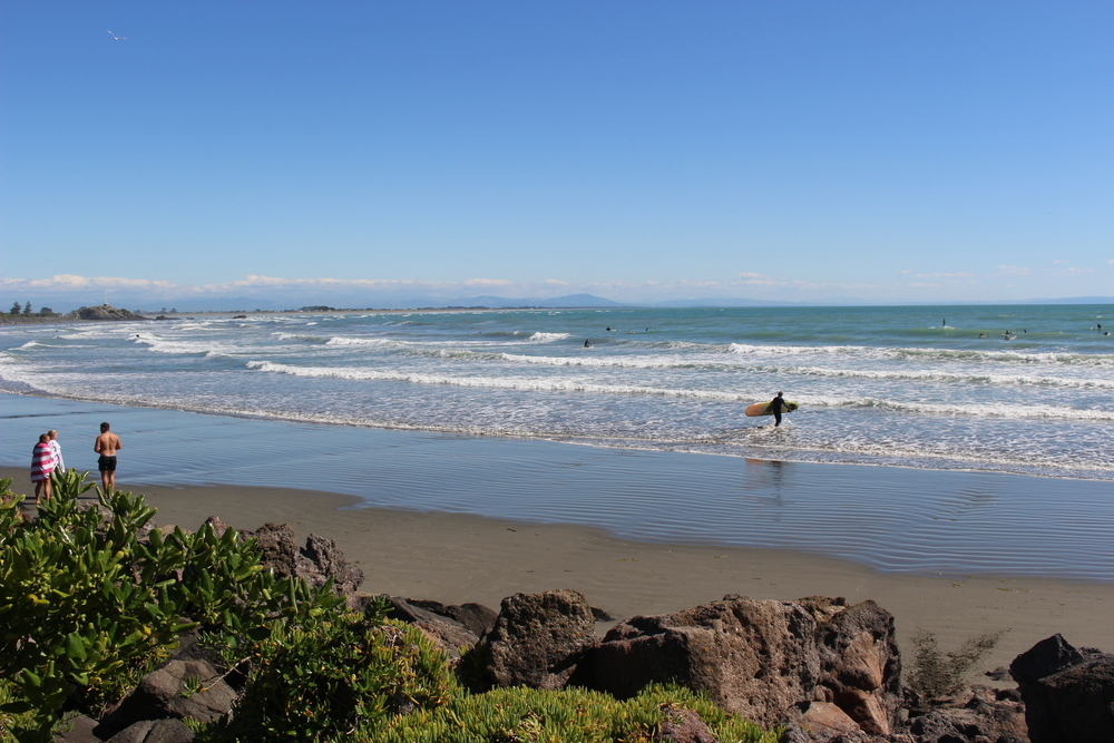 Sumner Beach, Christchurch, NZ photo by Sunstone