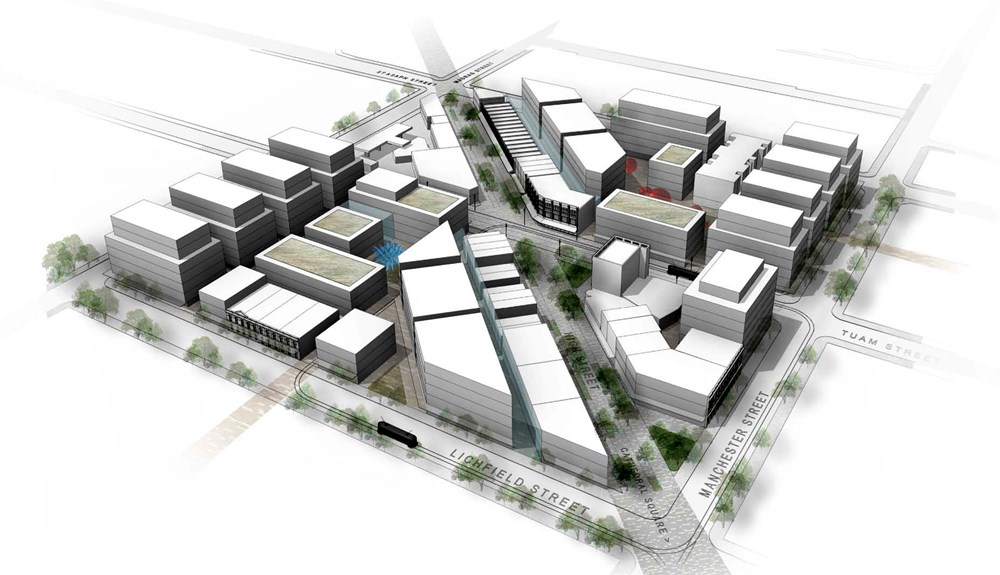 A 2013 image from http://www.futurechristchurch.co.nz is becoming a reality