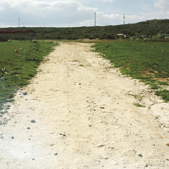 Road to Otanto #4, Salento, Apulia