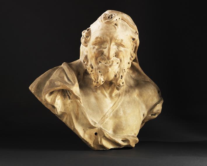 18th century sculpure   Diego Gomiero Art Gallery , Milan - Padua
