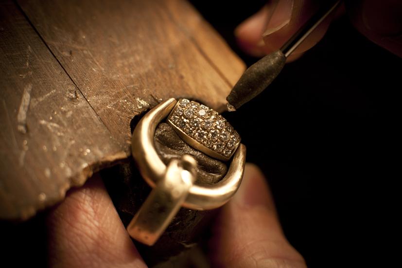 GUCCI Horesbit Bracelet