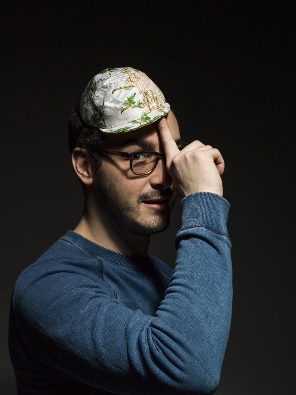 Francesco Ballestrazzi, designer