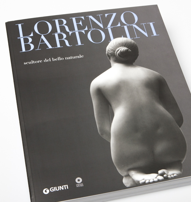 """Lorenzo Bartolini""   Art Catalogue, Giunti Editions, Florence 2011"
