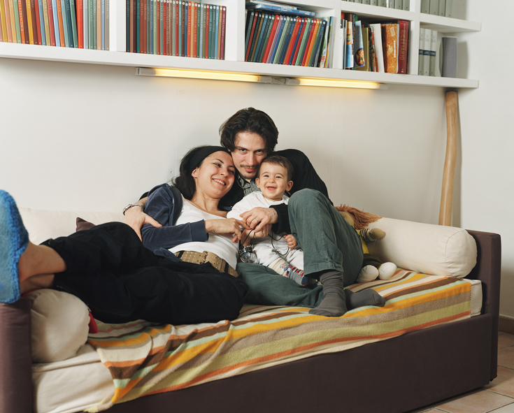 Eugenia, Fedico, Nicola