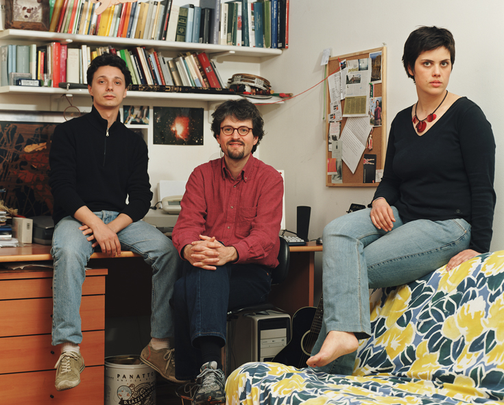 Filippo, Luca, Linda