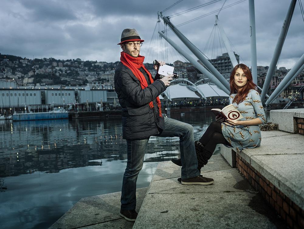 Davide Boero   e  Sara Boero