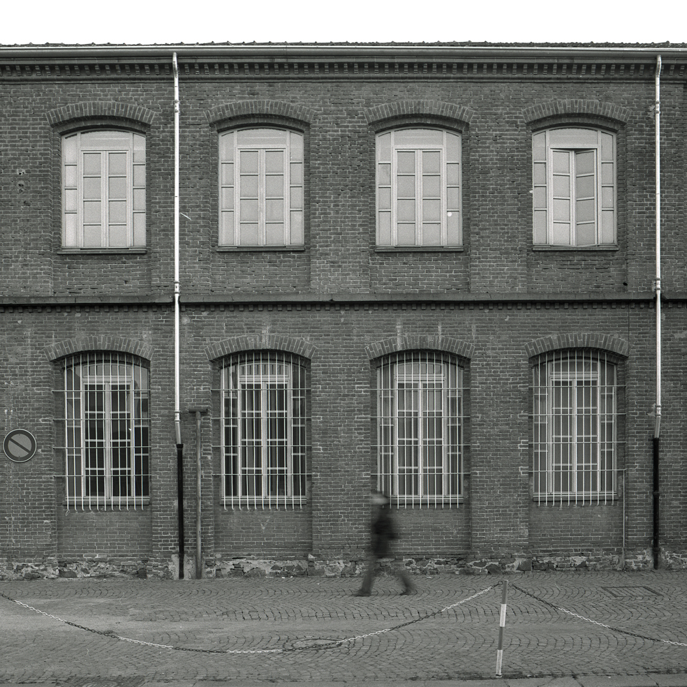 Camillo Olivetti building, first Olivetti factory