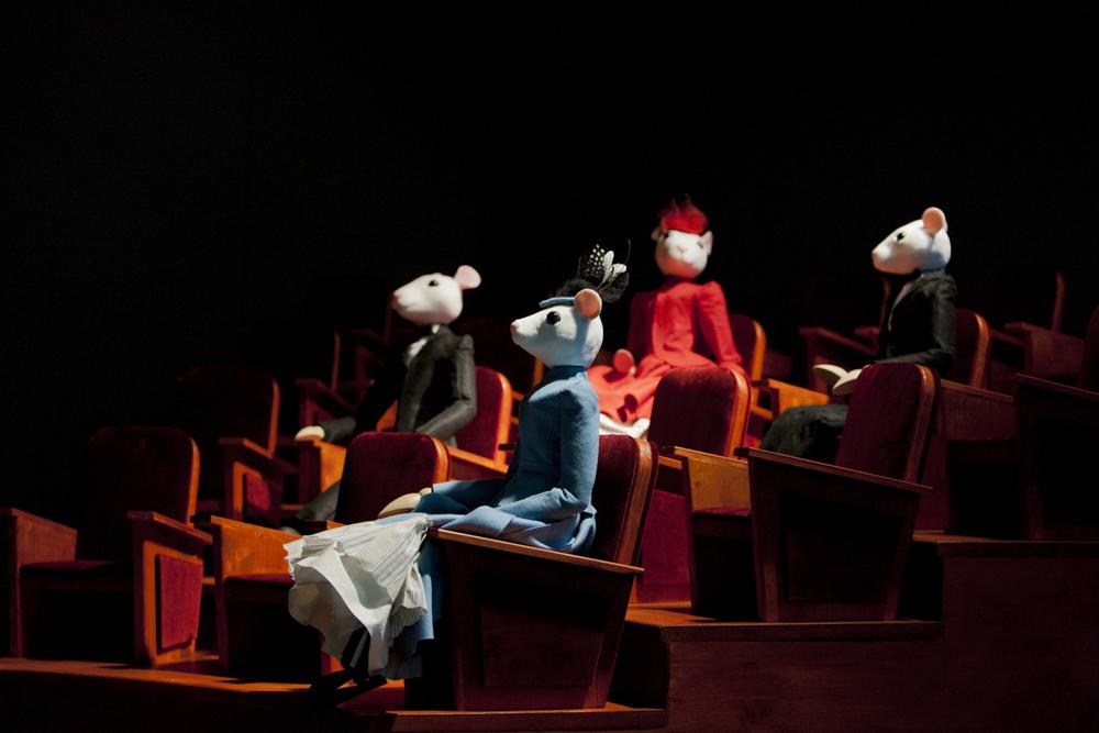 Theatre,  JoannTan Studio    Excelsior, Milan