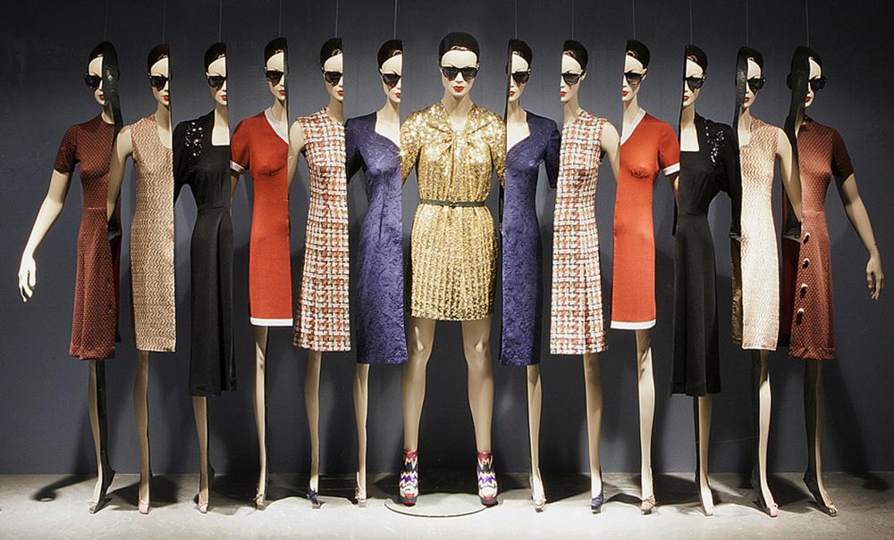 Split Mannequins, JoannTan Studio  Excelsior, Milan