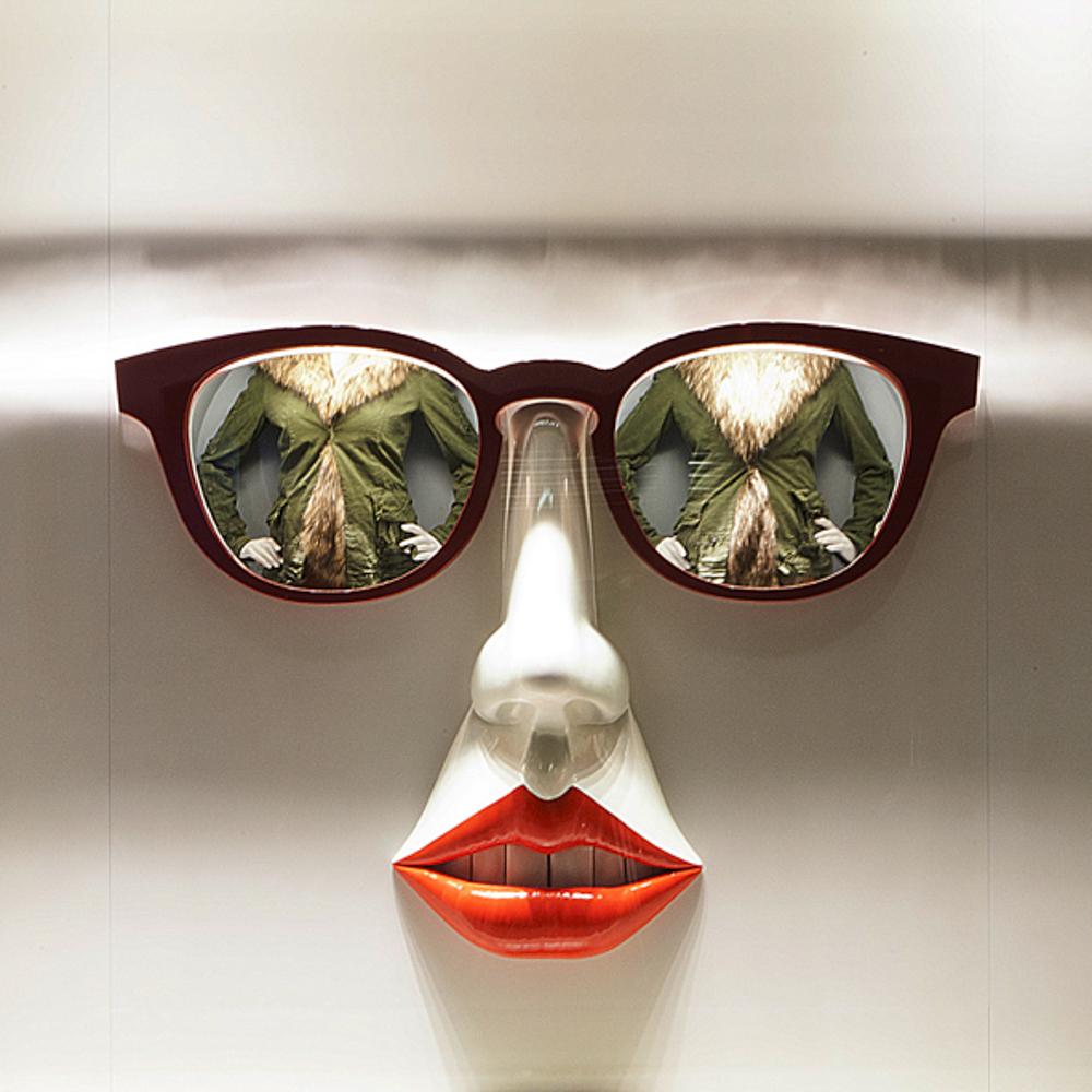 Sunglasses,  JoannTan Studio    Excelsior, Milan