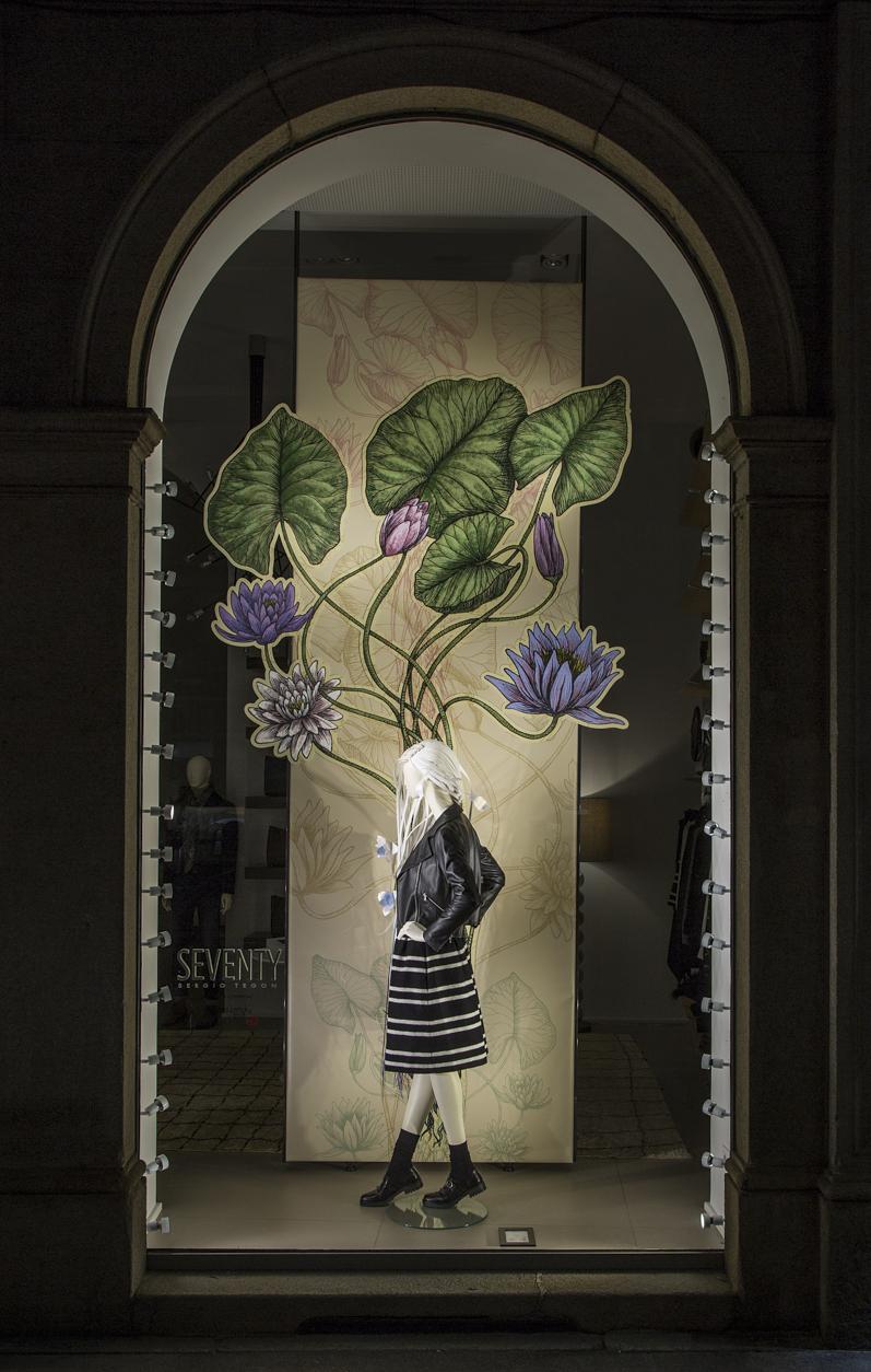 New Limpha, Elena Borghi scenographer&more   Seventy, Milan