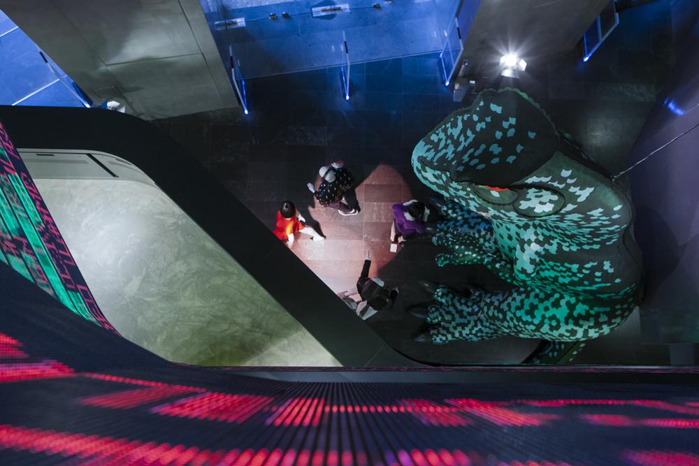Godzilla,  JoannTan Studio    Excelsior, Milan