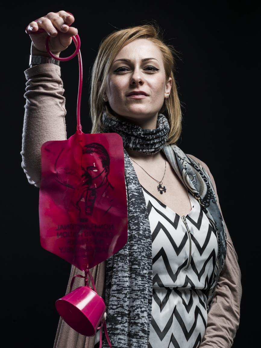 Giulietta De Angeli   maditerraodivolo