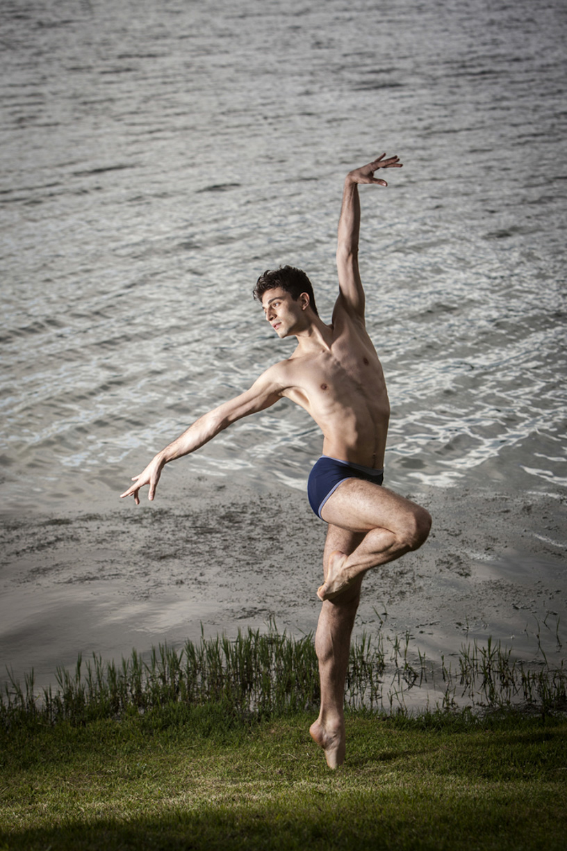 Luigi Campa, dancer