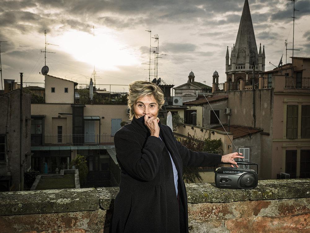 Anna Ricca  radiocolonna