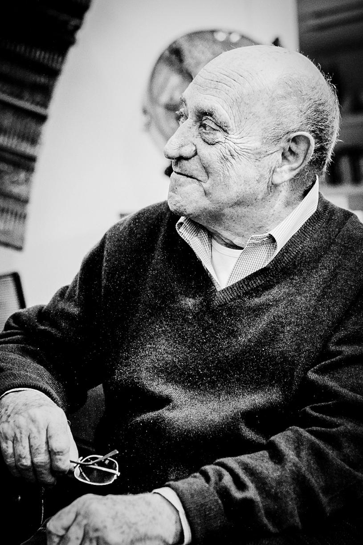 Arnaldo Pomodoro, sculptor