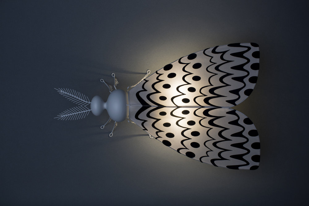 Ombretta lamp, JoannTan Studio
