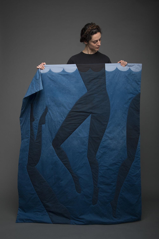 Blanket, JoannTan Studio