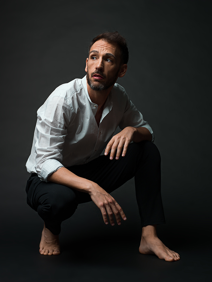 Davide Manico, dancer & choreographer