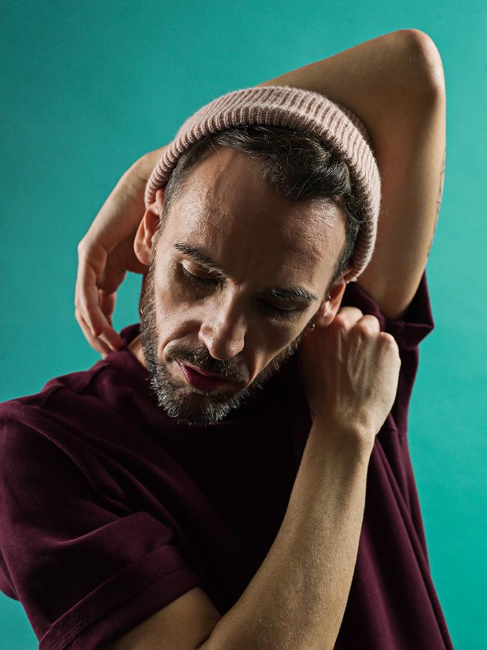 Davide Manico, dancer & choreographer
