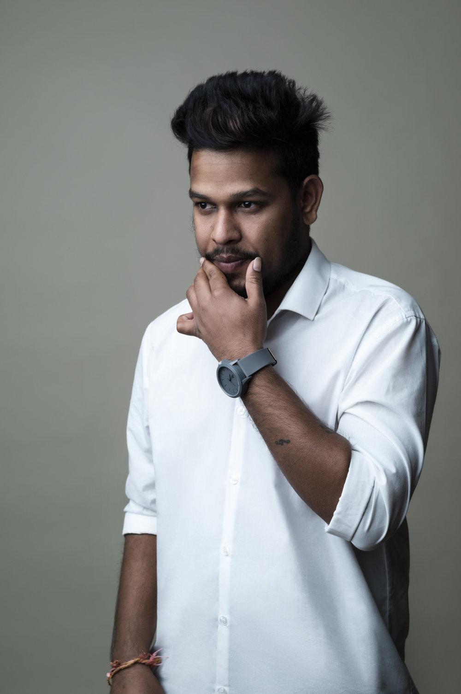 Anoop Prafulla  Digital Designer