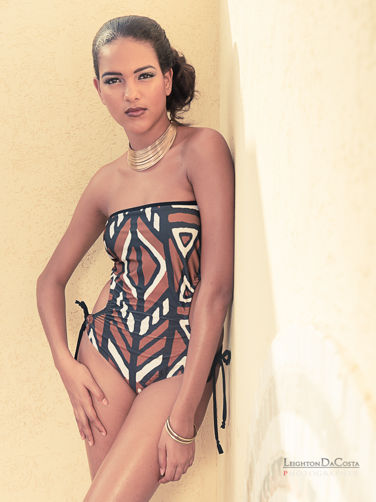 Joline Braun Swimsuit for A Beautiful Piece by Harmony