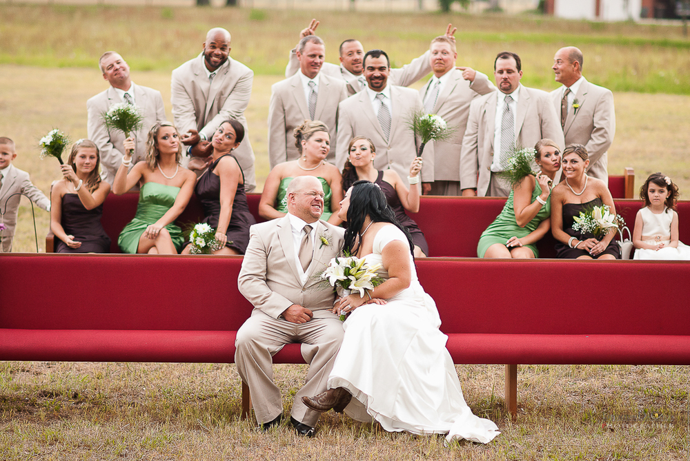 One of my favorite Bridal Party photos. I loved everything about this wedding. Saturday, May 14, 2011