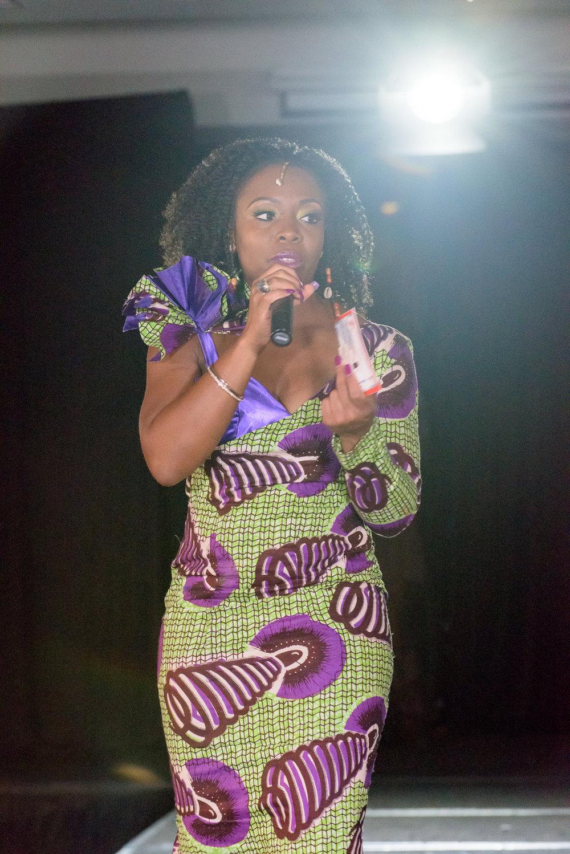 Ankara Miami's Founder and Producer Evelyn Onyejuruwa