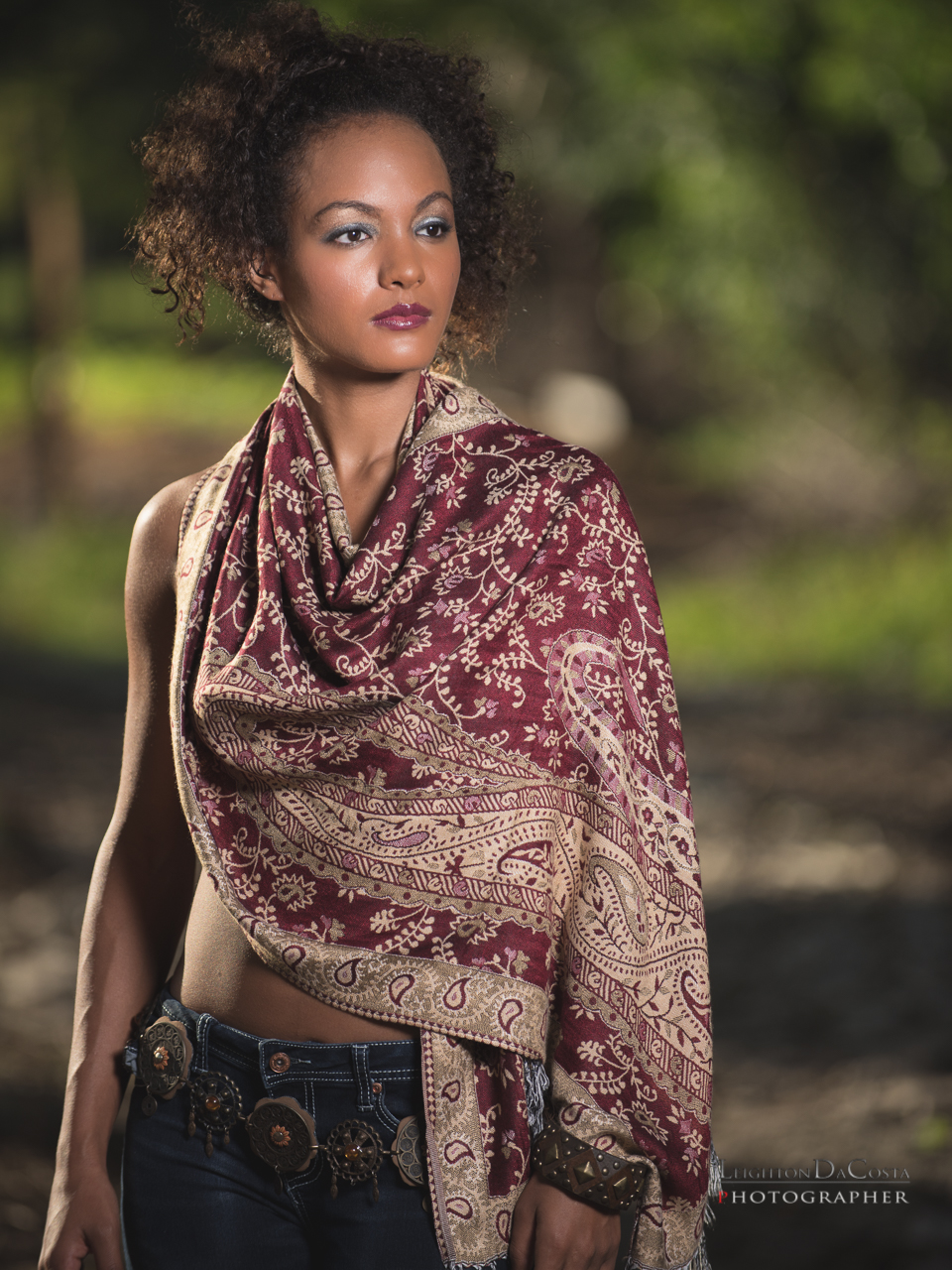 Marica Sutton Model_ Leighton DaCosta Photographer_Red Scarf-9.jpg