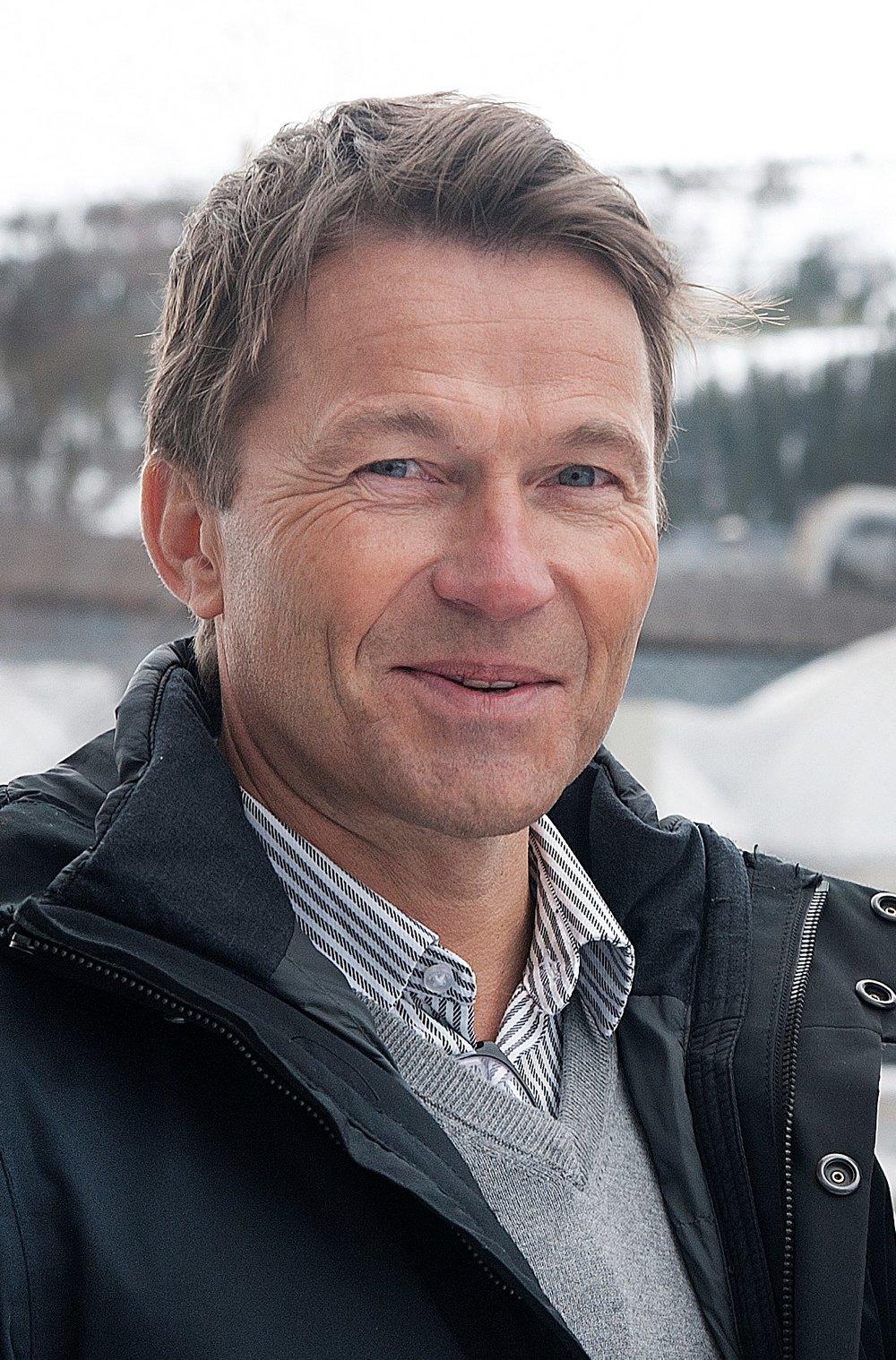 Jan Gabor, markedssjef i Mo Industripark