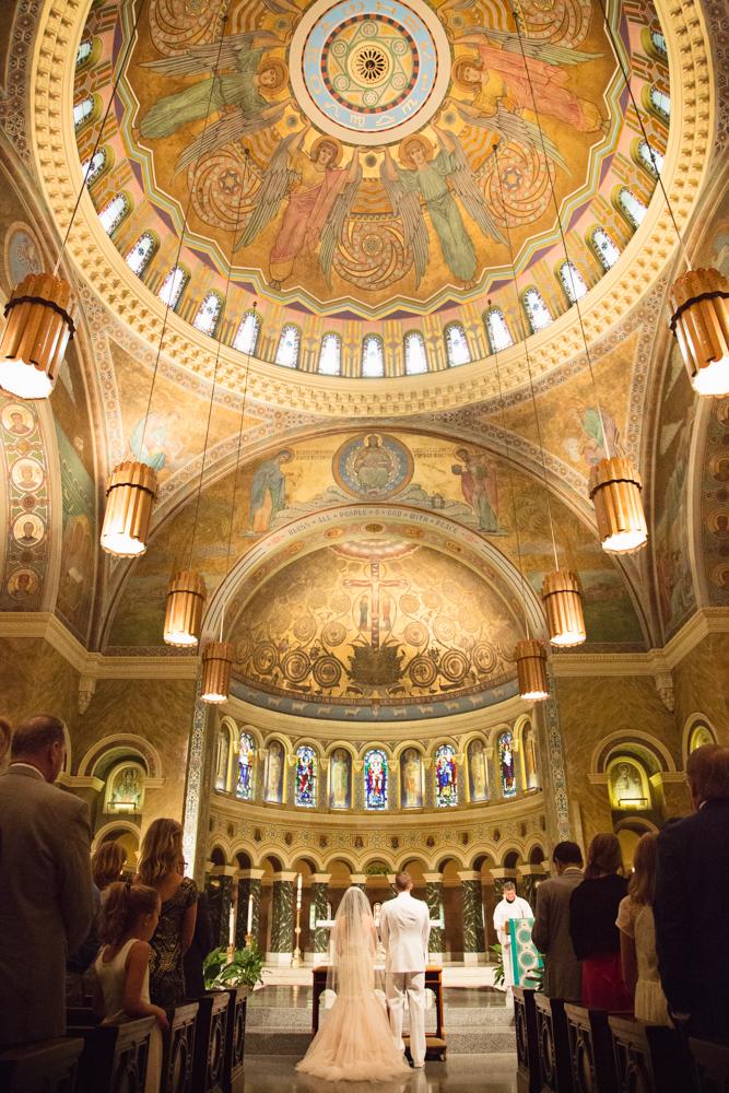 Saint Clement Parish in Chicago