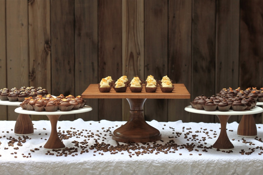 Nimble-Well-cake-stand-rental-Katherine-Anne-Confections-truffles-coffee