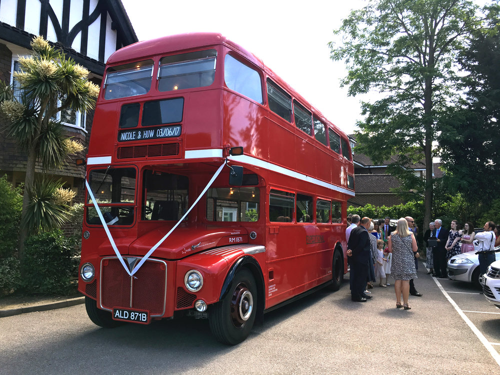 Wedding Bus Hire - Perfect for keeping all your family and guests together on your special day. No worries of parking or people getting lost on the way. Spend more of your valuable time together.