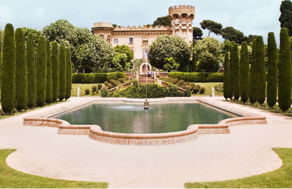 Castell Sant Marsal - Lazaro decorador