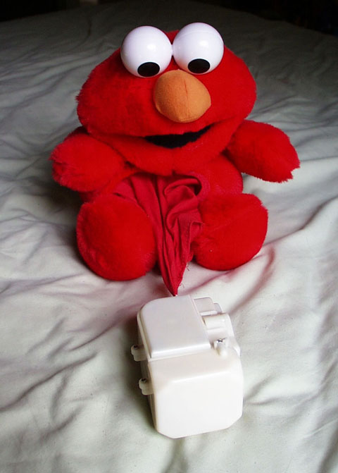 Disemboweled Elmo   (2002)