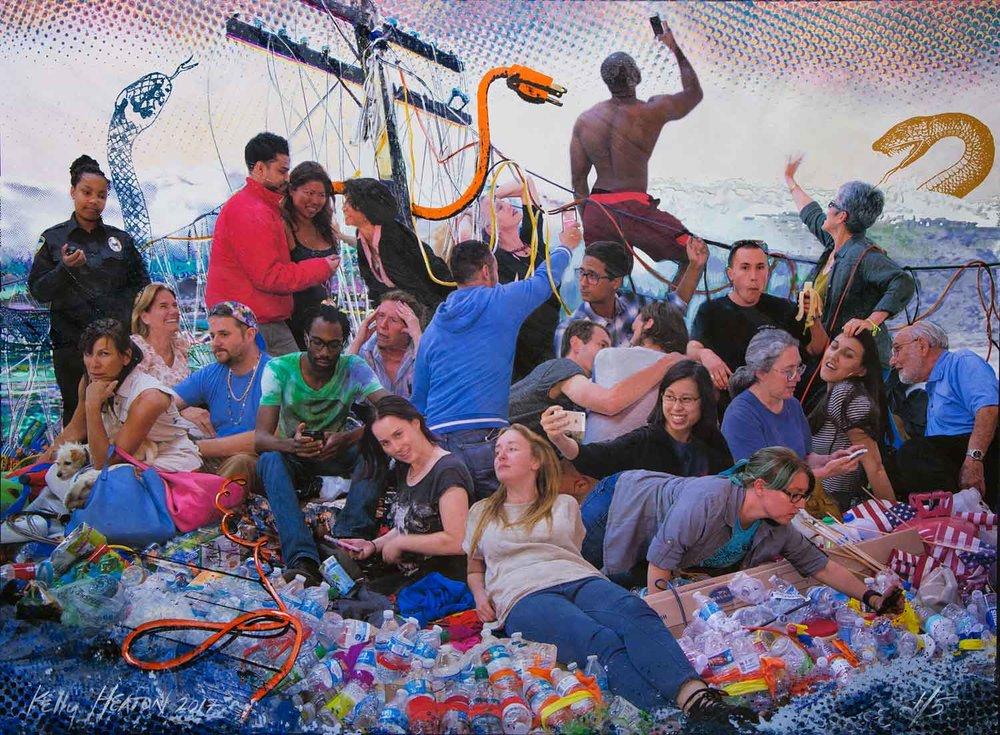 The Raft of Medusa (2017)