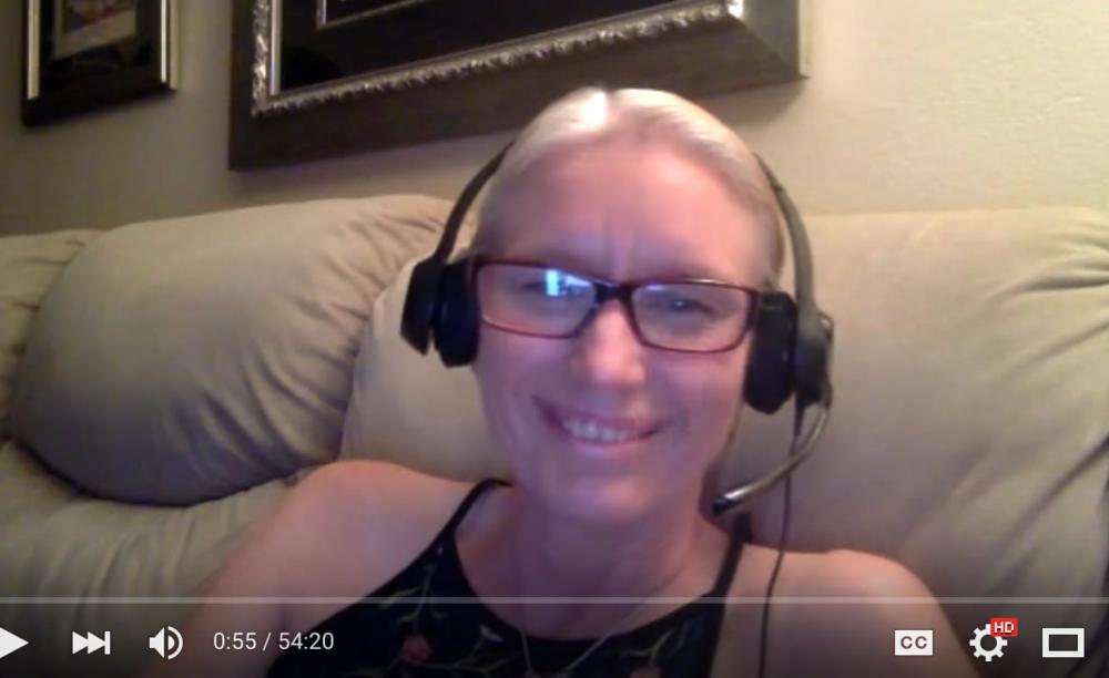 Episode #85 : Teresa Pilcher