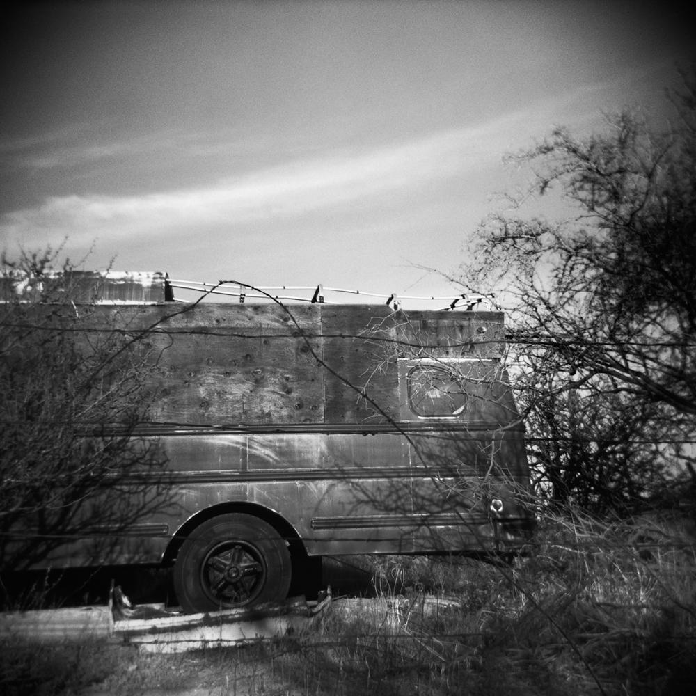 Bus, Dos Cabezas. 2005.