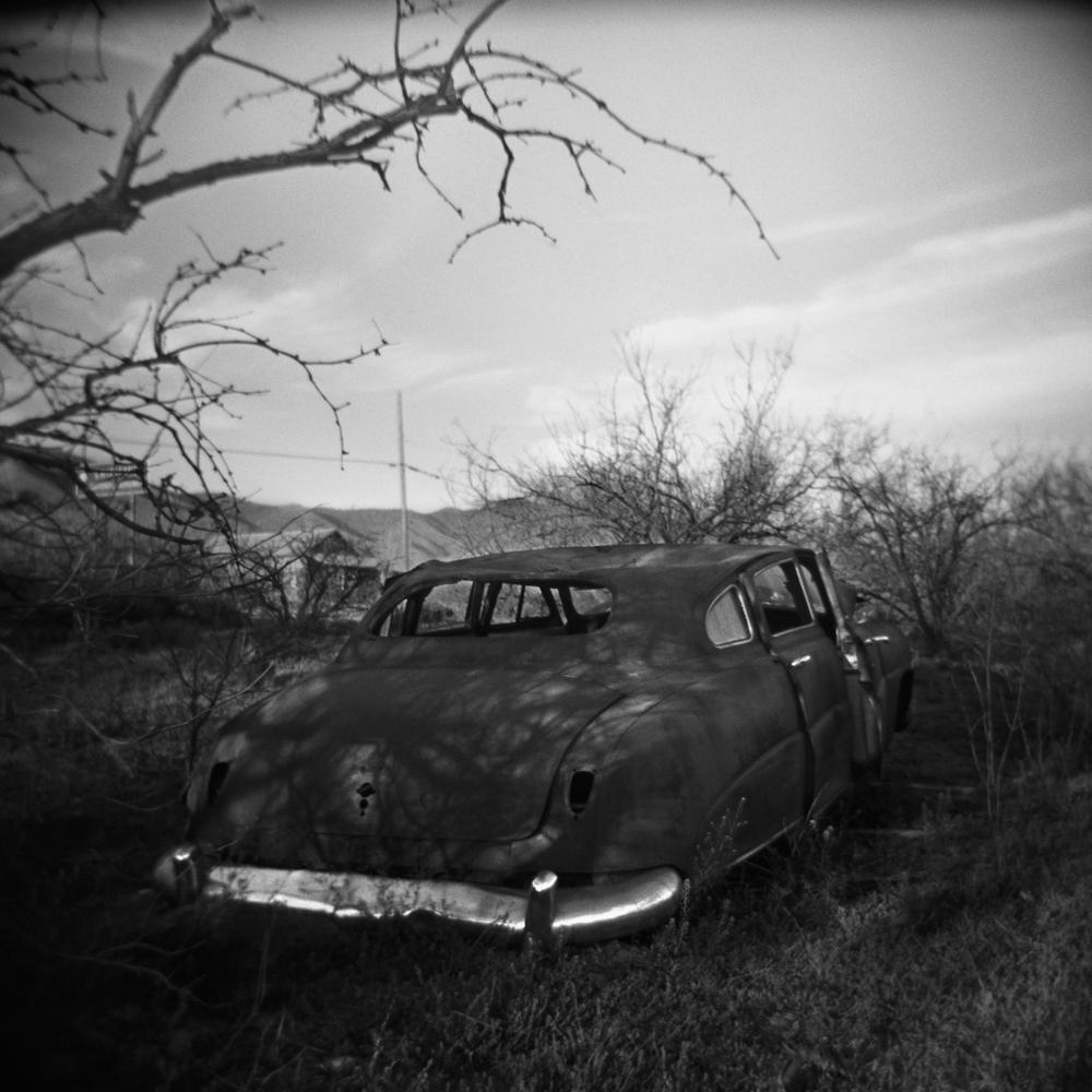 Car, Dos Cabezas. 2005.
